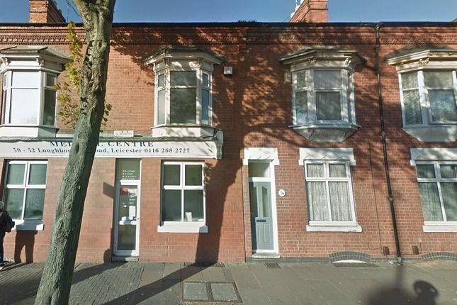 Thumbnail Terraced house to rent in Loughborough Road, Leicester