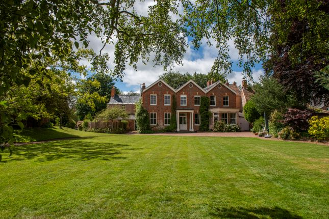 Thumbnail Detached house for sale in North Street, Milverton, Taunton, Somerset
