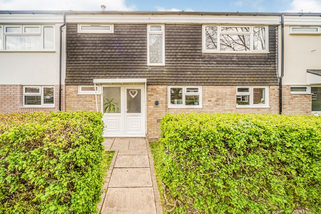 3 bed terraced house for sale in Jessop Road, Pin Green, Stevenage SG1