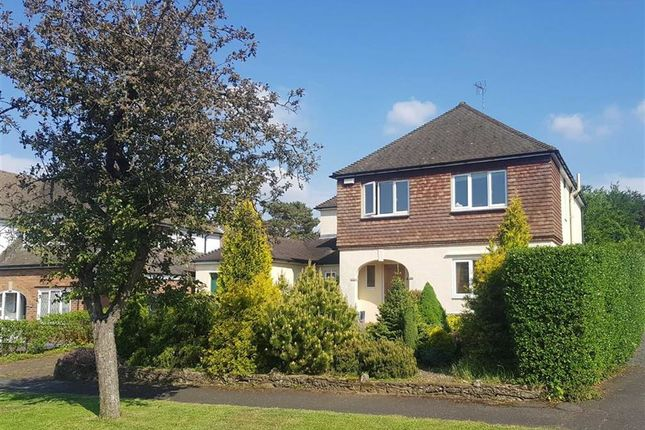 Thumbnail Detached house to rent in Lyndhurst Drive, Sevenoaks