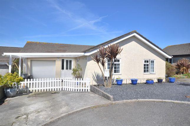 Thumbnail Detached bungalow for sale in Parc An Gew, Pendeen Park, Helston