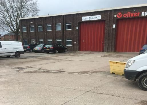 Thumbnail Light industrial to let in Unit D, Marlborough Close, Parkgate Industrial Estate, Knutsford, Cheshire