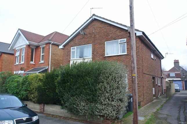 Thumbnail Detached house for sale in Colville Road, Southbourne, Bournemouth