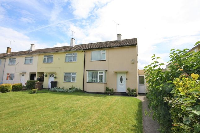 Thumbnail End terrace house for sale in Forest Drive, Chelmsford