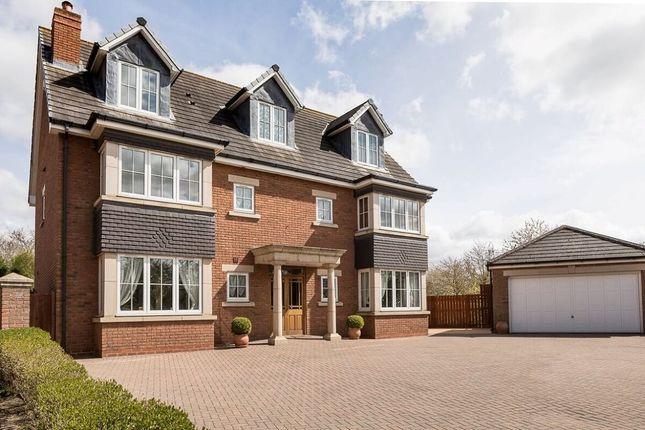 Thumbnail Detached house for sale in Poplars Lane, Carlton, Stockton-On-Tees