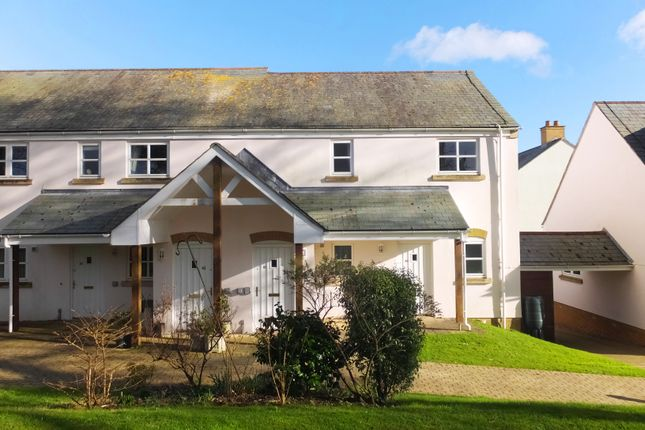 Thumbnail Flat for sale in 40 Greeb House, Roseland Parc, Truro, Cornwall