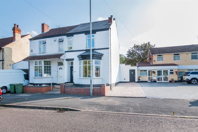 Thumbnail Semi-detached house for sale in March End Road, Wolverhampton
