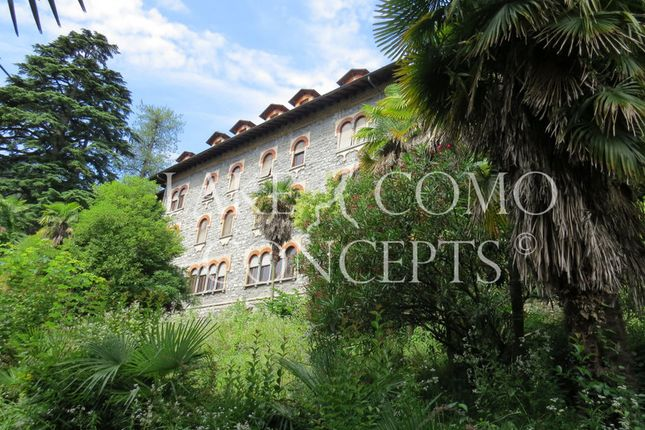 Thumbnail Detached house for sale in Development Opportunity, Menaggio, Como, Lombardy, Italy