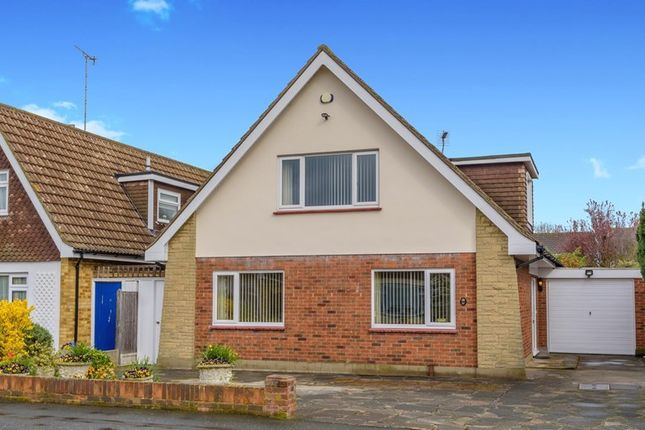 Thumbnail Detached house for sale in Ladram Road, Southend-On-Sea
