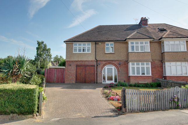 Thumbnail Semi-detached house for sale in The Ridgewaye, Southborough, Tunbridge Wells