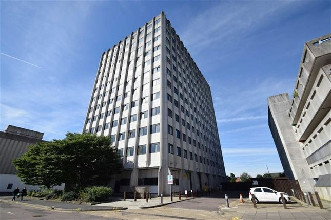 Thumbnail Flat for sale in Joseph Rank House, Kitson Way, Harlow, Essex