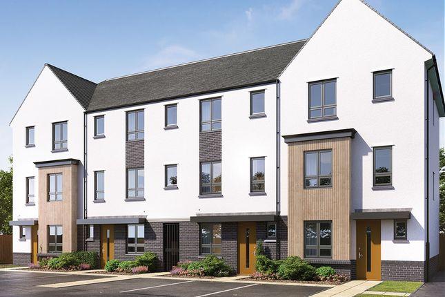 "Thumbnail End terrace house for sale in ""Oakwood"" at Manston Lane, Crossgates, Leeds"