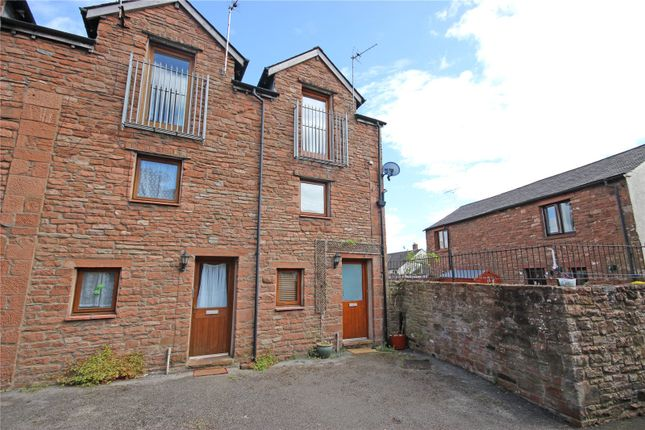 Thumbnail End terrace house to rent in 1 Castlegate Mews, Castlegate, Penrith, Cumbria