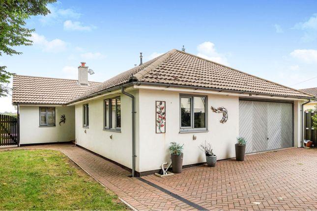 Thumbnail Detached bungalow for sale in Polvillion Road, Fowey