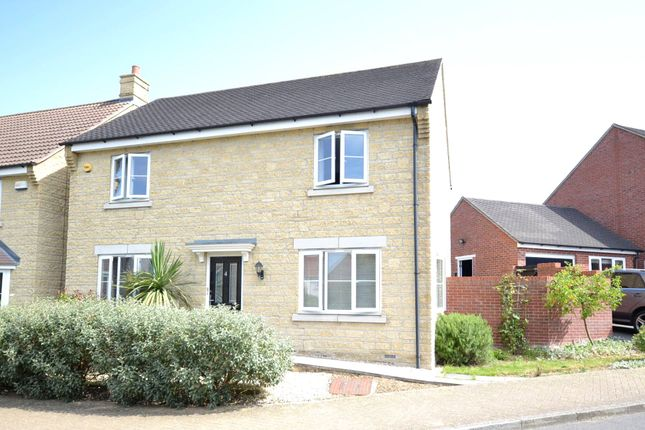 Thumbnail Detached house for sale in Merlin Close, Brockworth, Gloucester, Gloucestershire