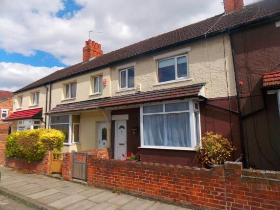Thumbnail Terraced house for sale in Meath Street, Middlesbrough
