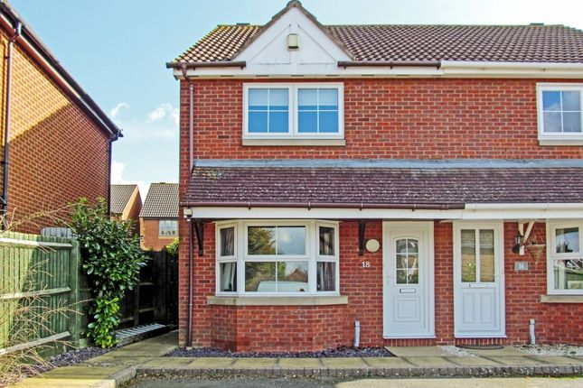 Thumbnail Semi-detached house to rent in Balmoral Drive, Brackley