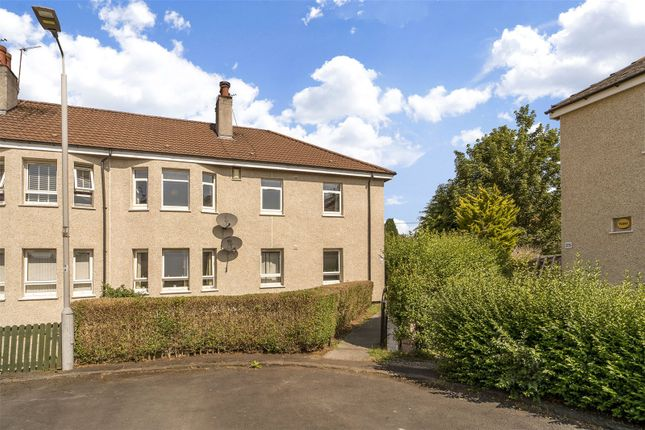 Thumbnail Flat for sale in Cluny Drive, Paisley