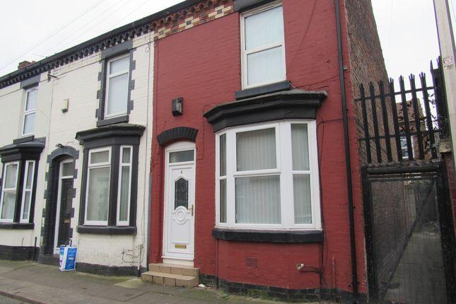 Balfour Street, Liverpool L4