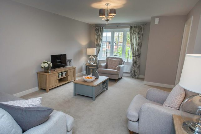 3 bed detached house for sale in The Clwyd, Plots 36 & 37, St George's Road, Abergele