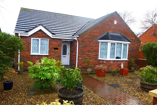 Thumbnail Detached bungalow for sale in The Maltings, Leasingham, Sleaford