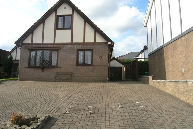 Thumbnail Detached bungalow to rent in Norwood, Thornhill, Cardiff