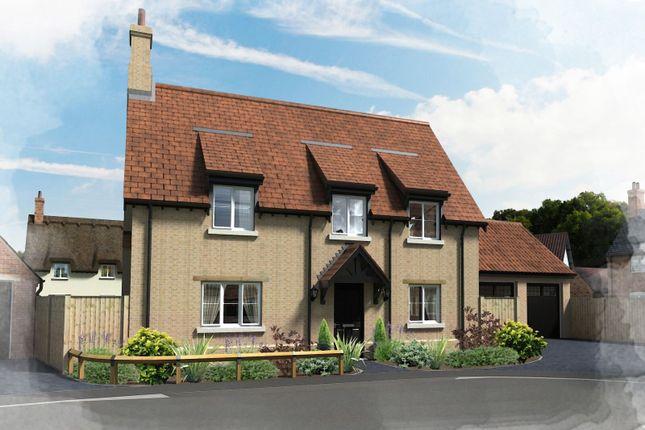 Thumbnail Detached house for sale in Plot 43, 37 Hill Place, Brington, Huntingdon