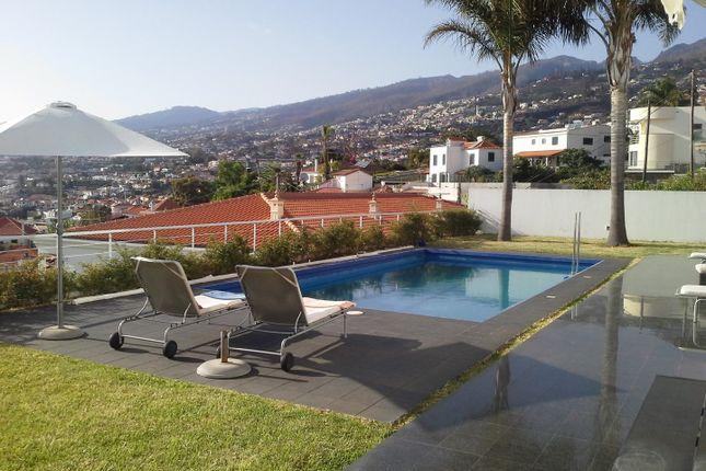 Thumbnail Villa for sale in Funchal (Santa Maria Maior), Funchal, Madeira Islands, Portugal