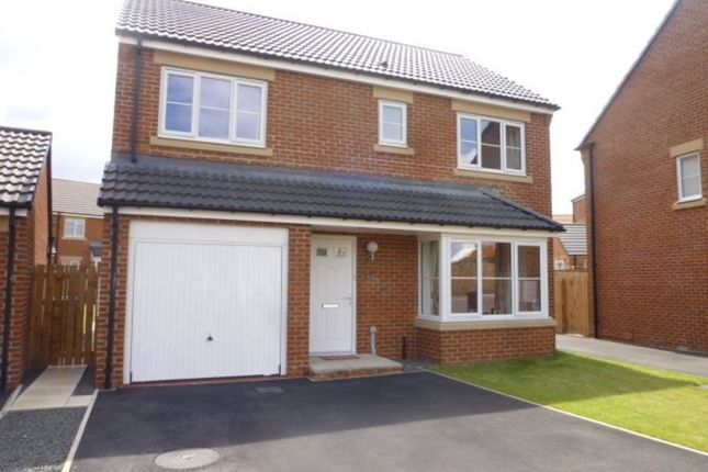 Thumbnail Detached house for sale in The Beacons, Astley Road, Seaton Delaval, Whitley Bay