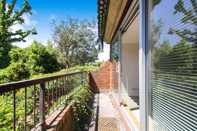 Balcony of Hampton Court Road, East Molesey KT8