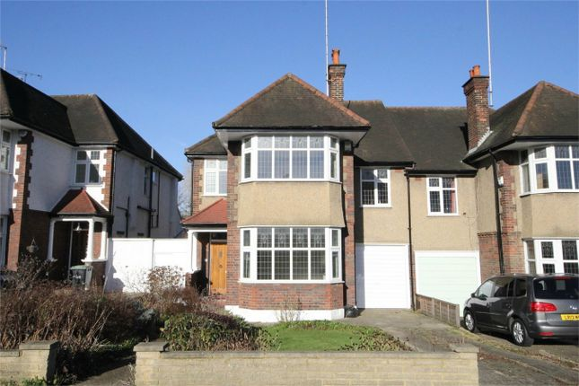 Thumbnail Semi-detached house to rent in Bush Hill, London