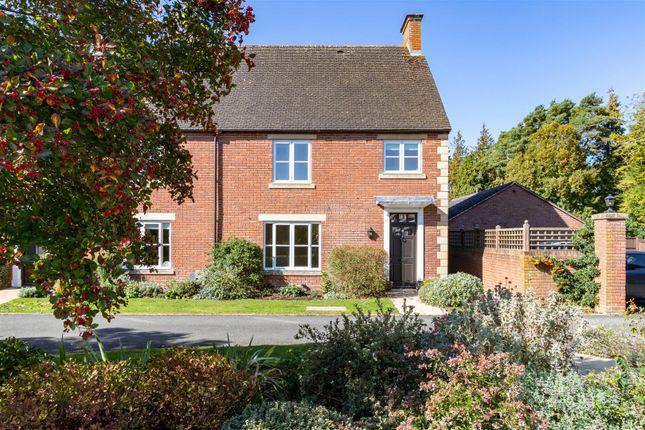 Thumbnail End terrace house for sale in University Farm, Moreton In Marsh, Gloucestershire
