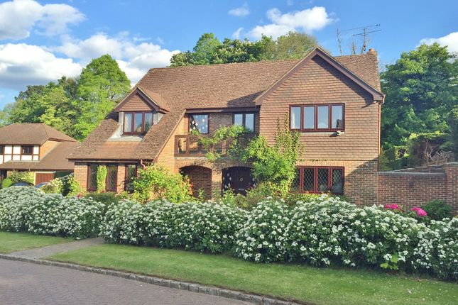 Thumbnail Detached house for sale in Barberry Way, Blackwater, Camberley
