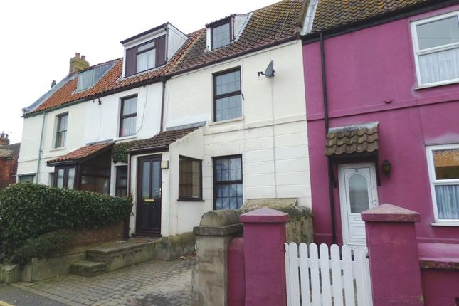 Thumbnail Terraced house to rent in Blackwall Reach, Gorleston, Great Yarmouth