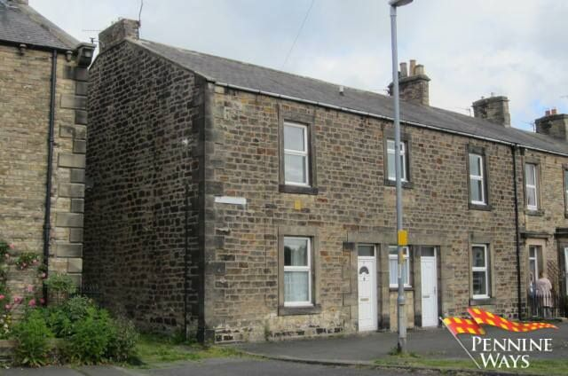 Thumbnail Terraced house for sale in West Road, Haltwhistle