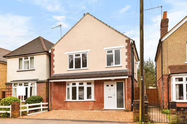 Thumbnail Detached house for sale in Blackdown Road, Deepcut, Camberley
