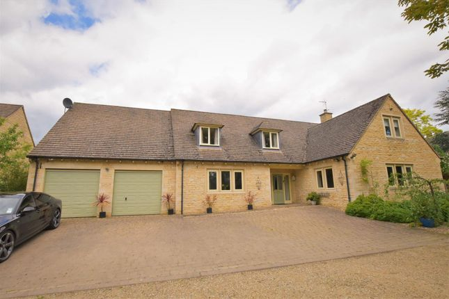 Thumbnail Detached house to rent in Essendine Road, Ryhall, Stamford
