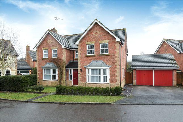 4 bed detached house for sale in Blamire Drive, Binfield, Bracknell, Berkshire