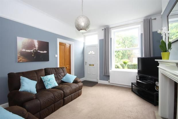 Thumbnail End terrace house to rent in Wellington Terrace, Bramley, Leeds