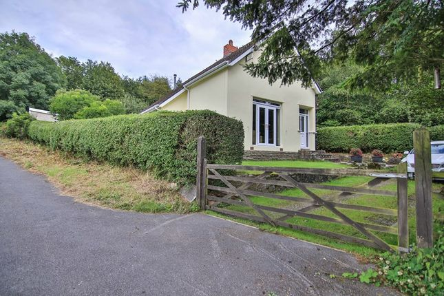 Thumbnail Detached bungalow for sale in Farm Road, Nantyglo, Ebbw Vale