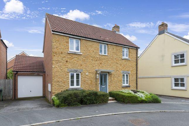 Thumbnail Detached house for sale in Alvington Fields, Yeovil