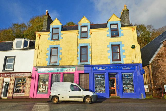 Thumbnail Flat for sale in 43 Main Street, Tobermory, Isle Of Mull