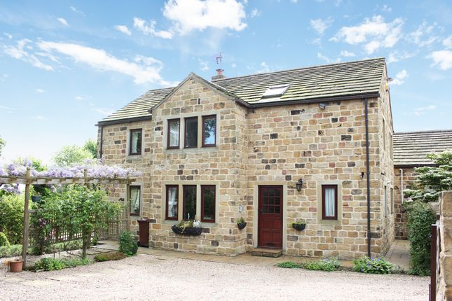 Thumbnail Detached house to rent in Old Mount Farm, Woolley, Wakefield