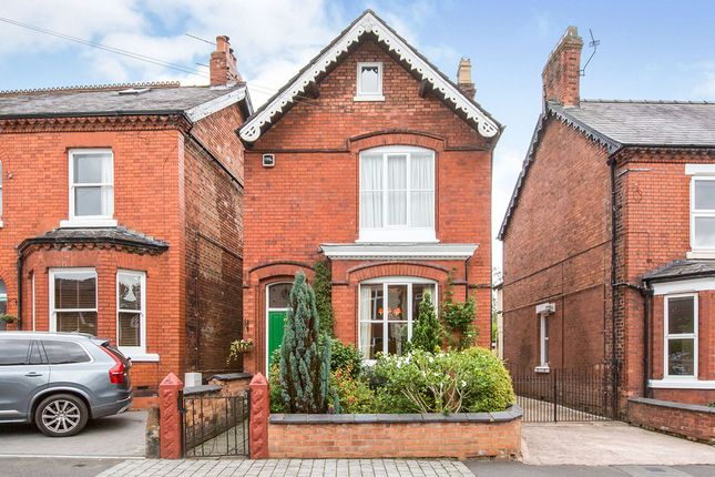 Thumbnail Detached house for sale in The Crescent, Northwich, Cheshire