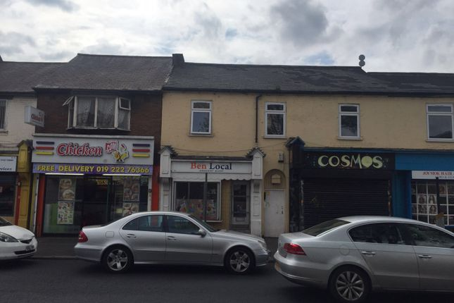 Retail premises to let in Stafford Street, Walsall, West Midlands