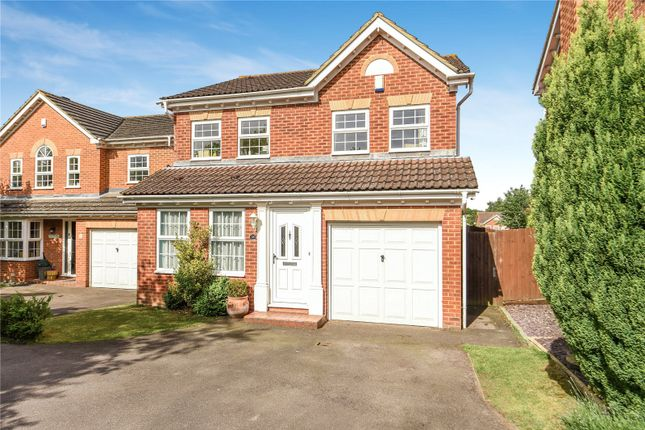 Thumbnail Detached house for sale in Essex Rise, Warfield, Bracknell, Berkshire
