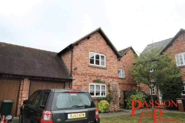 Thumbnail Detached house to rent in Burganey Court, Wrexham Road, Pulford, Chester
