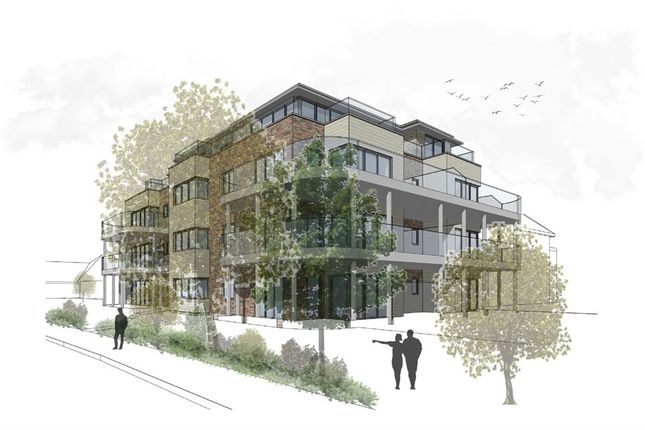 Thumbnail Flat for sale in Boscombe Overcliff Drive, Southbourne, Dorset