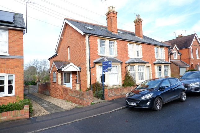 3 bed end terrace house for sale in Victoria Road, Wargrave, Berkshire RG10