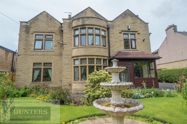 Thumbnail Detached house for sale in Baslow Grove, Bradford